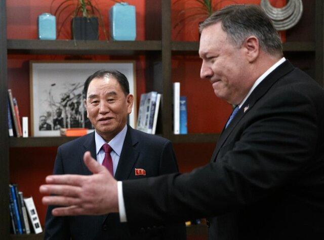 پمپئو: تا جایی که بتوانیم دیدگاه هایمان را به کره شمالی نزدیک می کنیم