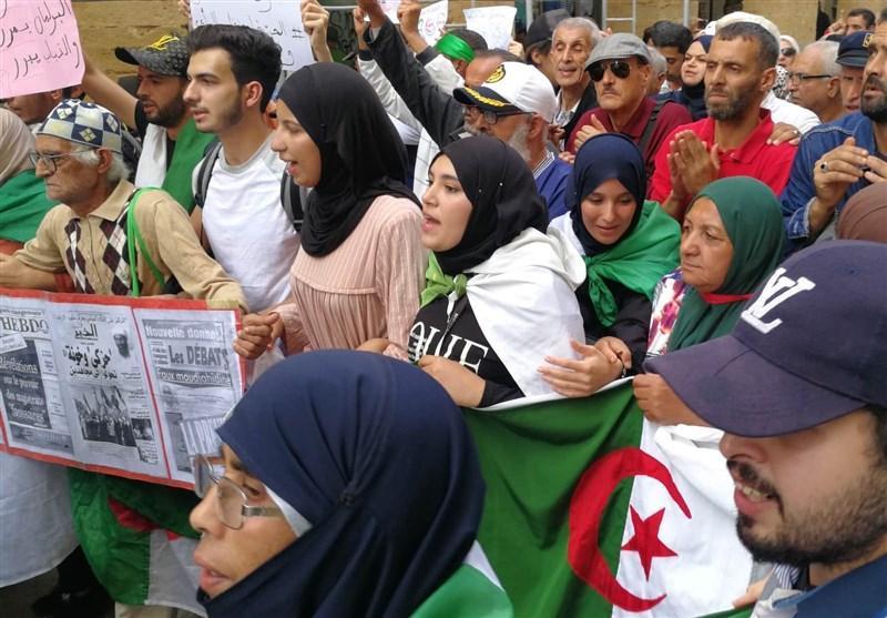 دستگیری 80 تظاهرات کننده الجزایری توسط نیروهای امنیتی