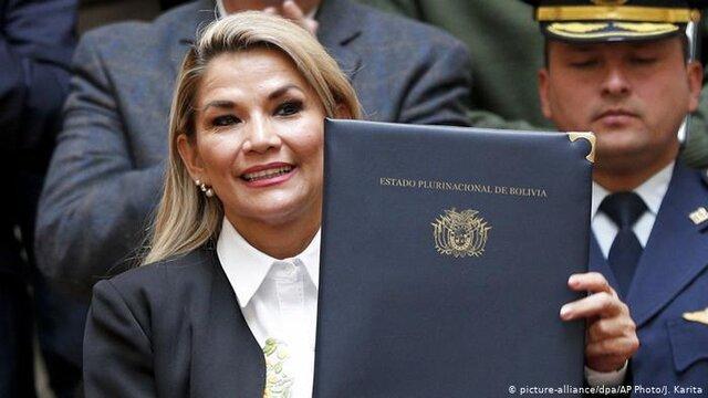 معین سفیر آمریکا در بولیوی پس از 11 سال