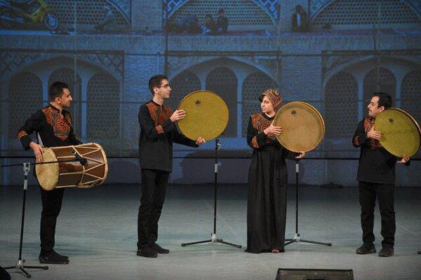 گروه موسیقی ارگ کرمان برگزیده اول جشنواره فولک سن پترزبورگ