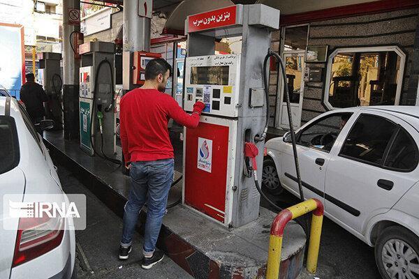 مصرف بنزین در قزوین 15 درصد کاهش یافت