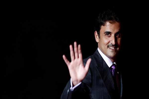 پیام تمیم بن حمد آل ثانی خطاب به مردم قطر