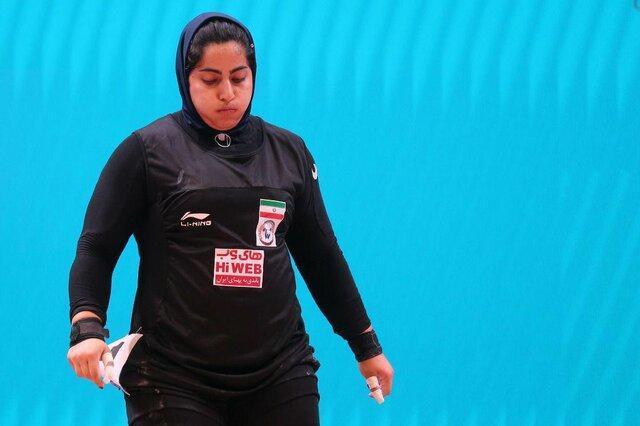 افزایش رکورد 2 دختر وزنه بردار ایران در قطر، اولین عبور از مرز 200 کیلو