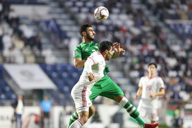 عراق می توانست در دقیقه 95 به ایران گل بزند
