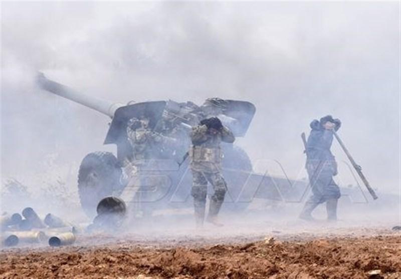 سوریه، موفقیت ارتش در دفع حمله تروریست ها در حومه ادلب