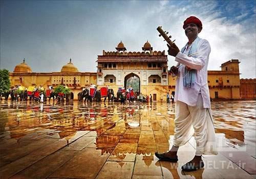 جاذبه هایی که فقط در راجستان هند می توانید ببینید