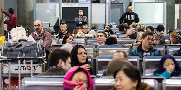 ورود چینی ها و کرونایی های خارجی به ایران ممنوع شد
