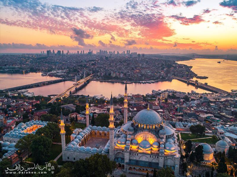 در کدام محله استانبول اقامت کنم؟