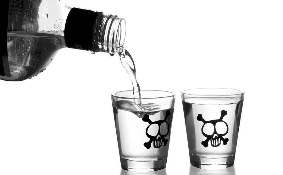 الکل یا نیش دارو؛ کرونا با مزه مرگ