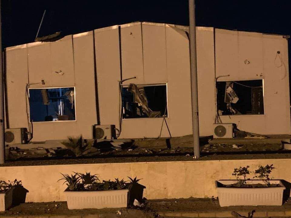 خبرنگاران عراق حمله آمریکا به پایگاه های الحشد الشعبی و ارتش را تأیید کرد
