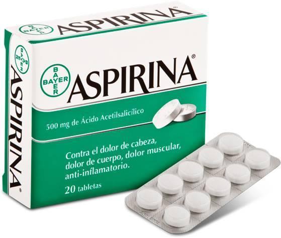 داروی آسپرین (مسکن)
