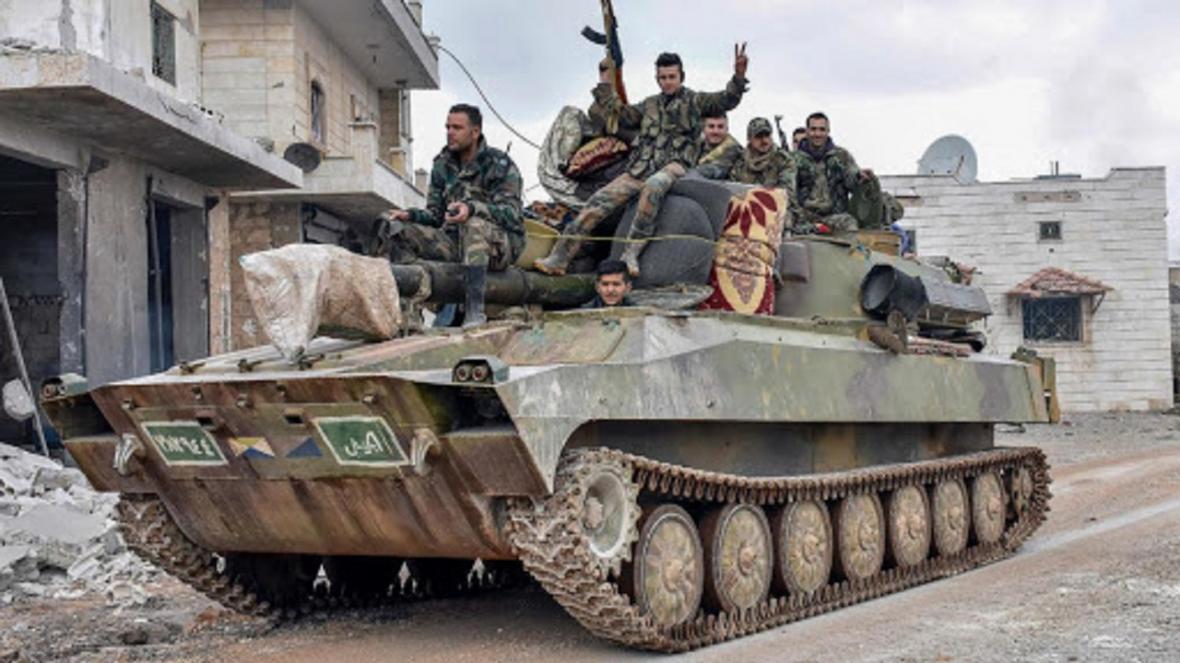 تروریست های بازداشتی در سوریه طرح خرابکارانه آمریکا در این کشور را افشا کردند