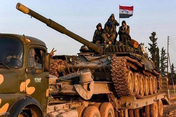 ضربه ارتش سوریه به جبهه النصره، 7 عنصر تکفیری به هلاکت رسیدند