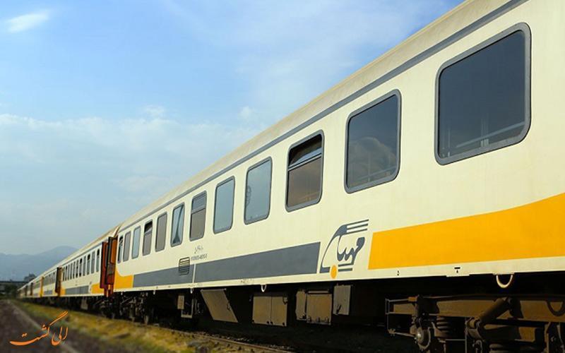معرفی قطار 6 تخته مهتاب سیر جم