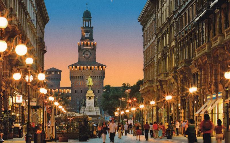 سفر 4 روزه به میلان شهر دنیای مد در ایتالیا