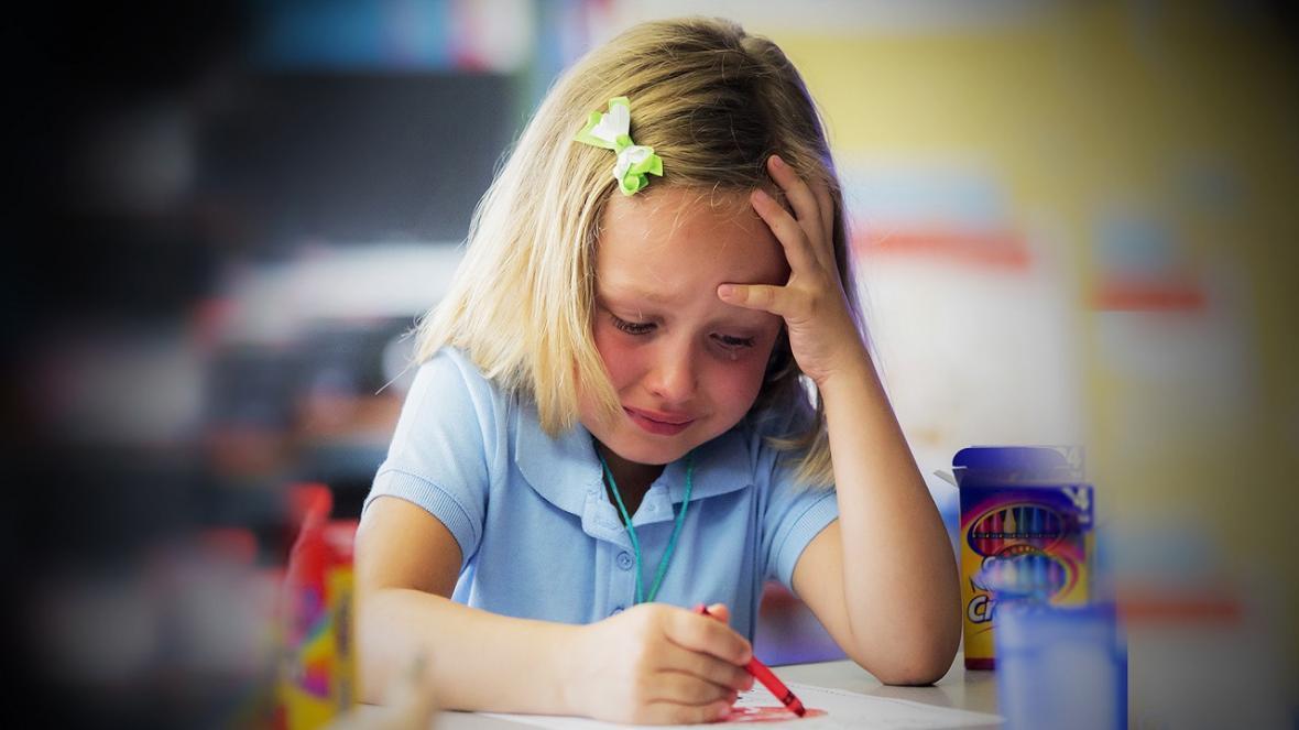 دلیل ترس و نگرانی های کودک چه می تواند باشد؟