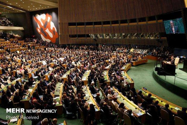 سازمان ملل قطعنامه توزیع عادلانه واکسن کرونا را تصویب کرد