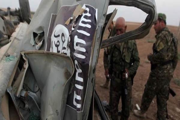 کشف گروه تروریستی وابسته به داعش در الجزایر