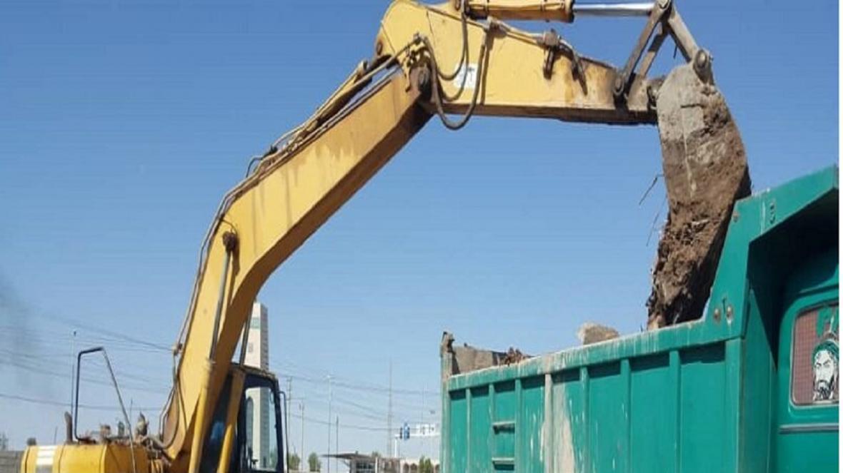 آغاز عملیات اجرایی احداث بازار بزرگ دستفروشان خرمشهر