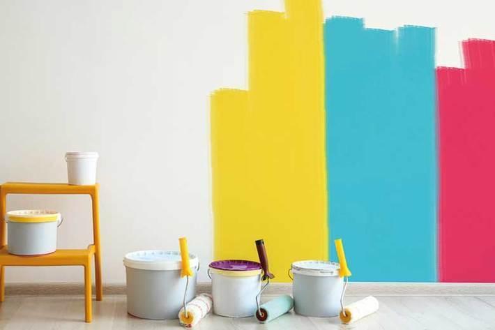برای رنگ و نقاشی منزل در فصل گرما باید به چه نکته های بهداشتی ای دقت کرد؟