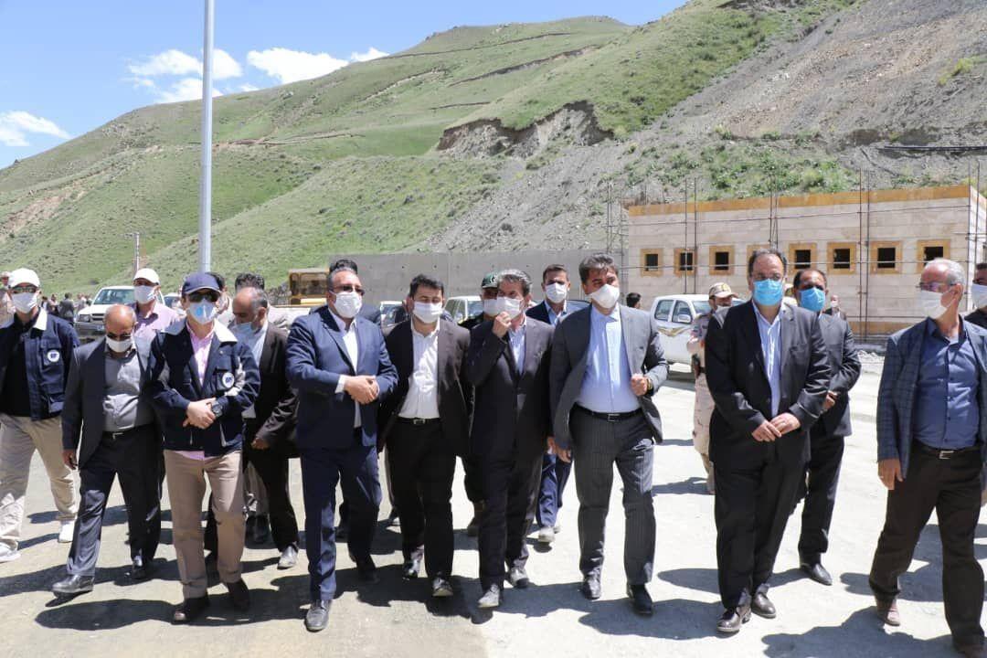 خبرنگاران استاندار آذربایجان غربی: فعالیت توسعه پایانه رازی خوی سرعت گرفته است