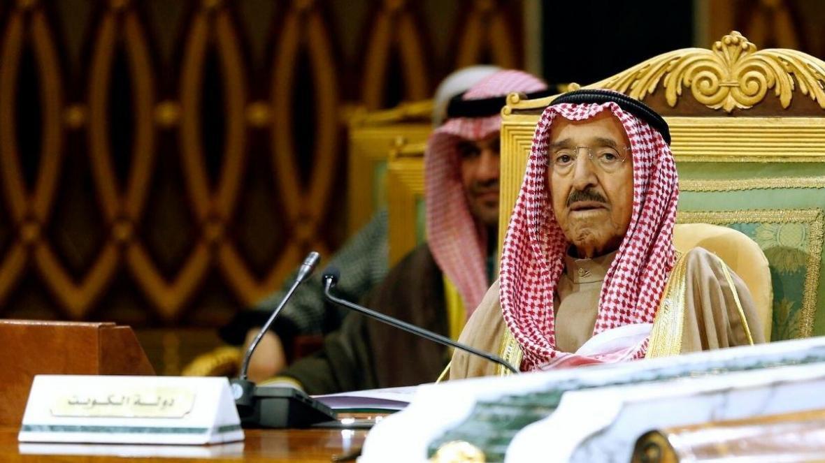 بستری شدن امیر کویت در بیمارستان، بعضی اختیارات به ولیعهد محول شد