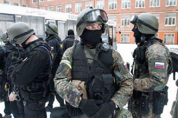 سازمان امنیت فدرال روسیه حمله تروریستی در مسکو را خنثی کرد