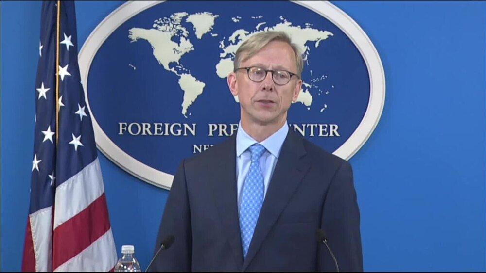برایان هوک استعفا می دهد، نماینده جدید آمریکا در امور ایران کیست؟