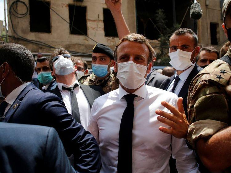 افزایش آمار کشته های انفجار بیروت به 145 تن، ماکرون: کمک ها به دست های فاسد نخواهد رسید