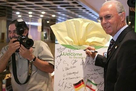 درخواست فدراسیون فوتبال ایران برای از سرگیری رابطه با آلمانی ها