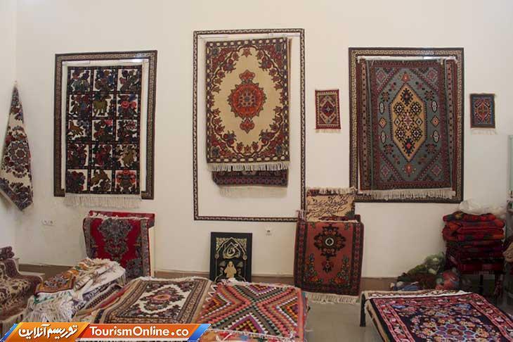 صادرات بیش از یک میلیون دلار محصولات صنایع دستی ایلام از مرز مهران