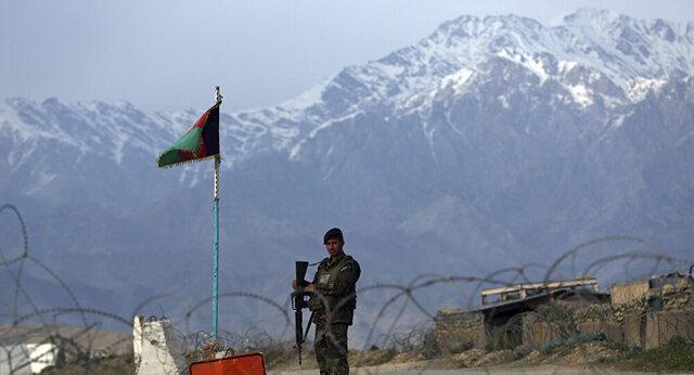 حمله نیروی هوایی افغانستان به طالبان در هلمند
