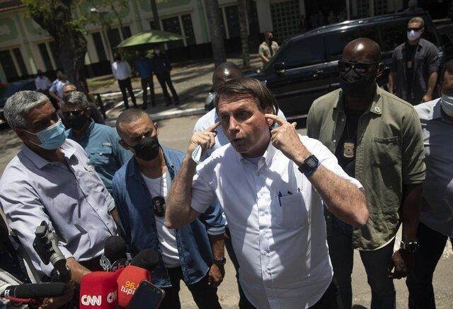 شکست سخت بولسونارو در انتخابات شهرداری های برزیل