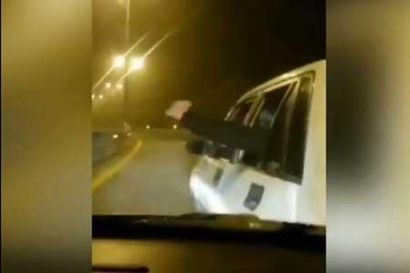واکنش پلیس به ویدئوی تعقیب و گریز در اتوبان با قمه