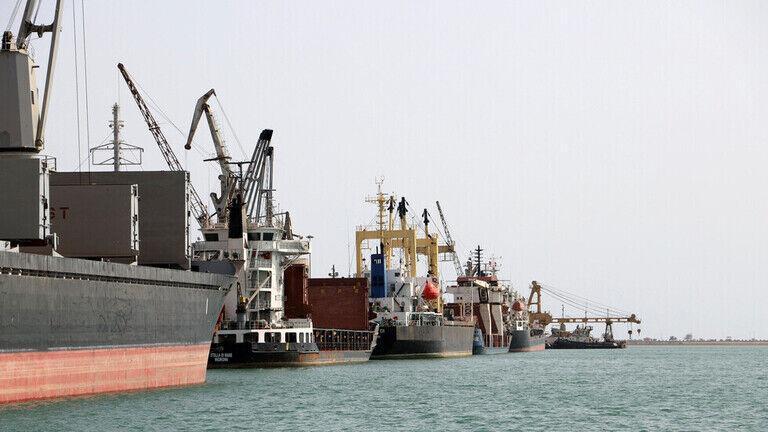 خبرنگاران اعتراض یمنی ها به توقیف نفتکش ها توسط ائتلاف سعودی