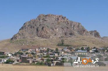 قلعه آدمخوار؛ جاذبه عجیب و تاریخی در اردبیل
