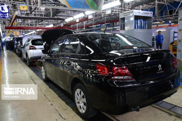 فراوری خودرو چقدر رشد کرد ؟