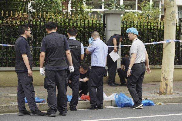 حمله با سلاح سرد در چین، 7 نفر کشته شدند