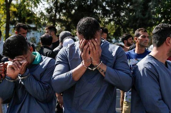 دستگیری 48 نفر از اراذل و اوباش در استان ایلام