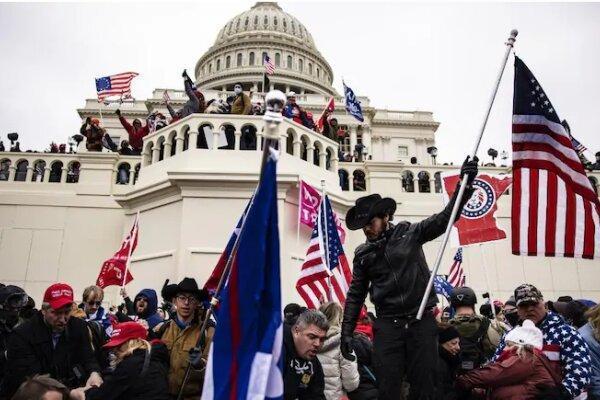 اف بی آی: دهها تروریست در شورش هواداران ترامپ حضور داشتند