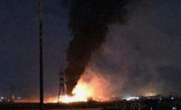 وقوع چند انفجار مهیب در مرکز عراق
