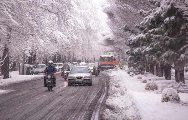 پیش بینی هواشناسی امروز 30 دی 99؛ برف و باران در 11 استان همراه با افت شدید دما