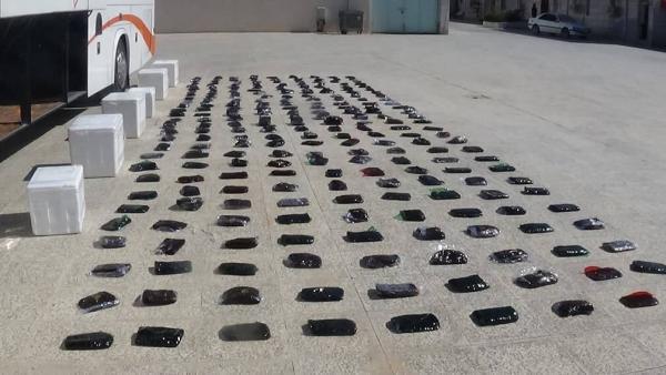 خبرنگاران 275 کیلوگرم حشیش در دیلم کشف شد