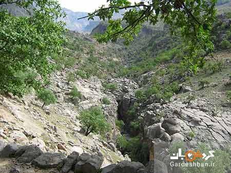 آبشار طوف کما؛ طبیعت زیبا و متفاوت خوزستان، عکس