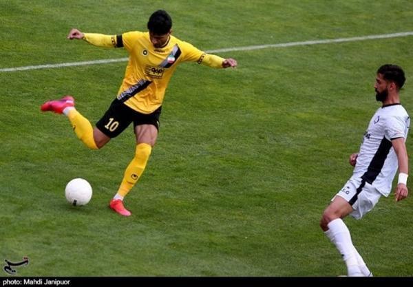 جام حذفی فوتبال، صعود سپاهان با شکست مس در ماراتن 120 دقیقه ای، برتری در آخرین دقیقه بازی