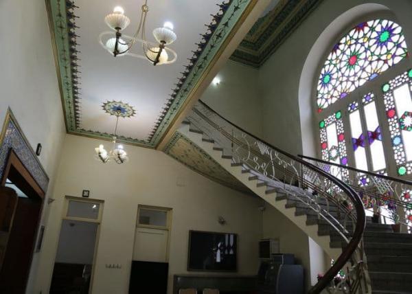 عمارت تاریخی موسسه حکمت و فلسفه برای گردشگران گشوده شد خبرنگاران
