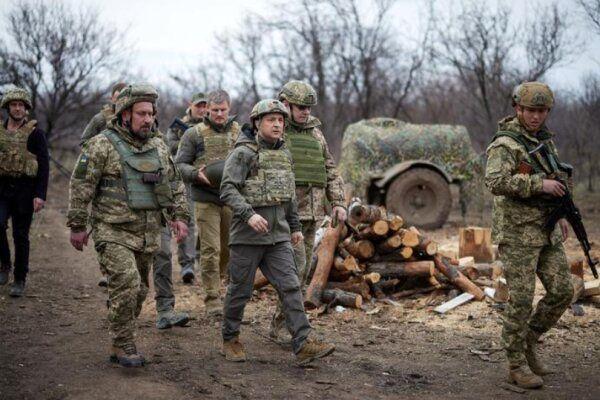 اوکراین به روسیه هشدار داد