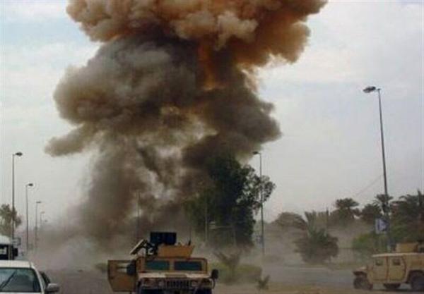 انفجار در راستا کاروان ائتلاف آمریکایی در عراق