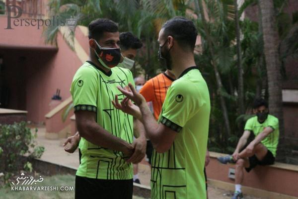 پشت پرده پیشنهادات وسوسه انگیز قطری ها به دو بازیکن پرسپولیس فاش شد