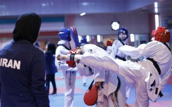 برای حضور در انتخابی المپیک؛ ترکیب تکواندو زنان ایران اعلام شد